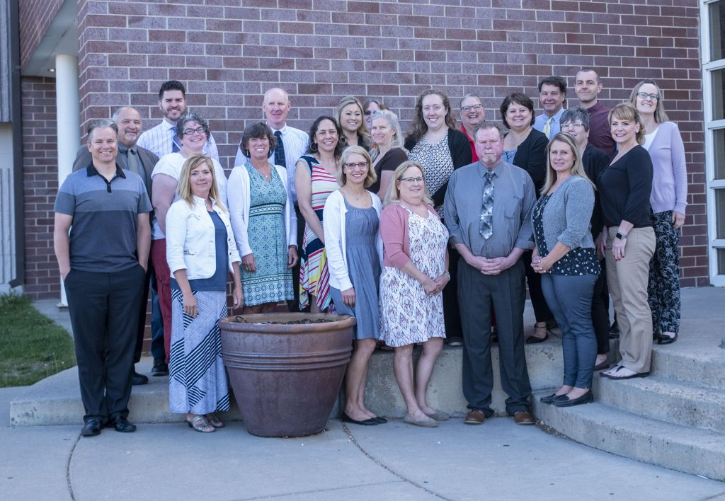 Career Elevation and Technology Center Staff Photo